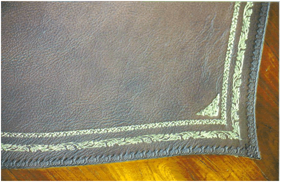 Leather Inlay