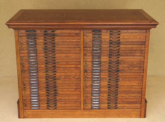 Antique Collectors Chest of Drawers For Sale - GN Olsson Mastercraftsmen – Interiors, Furniture, Clocks, Frames