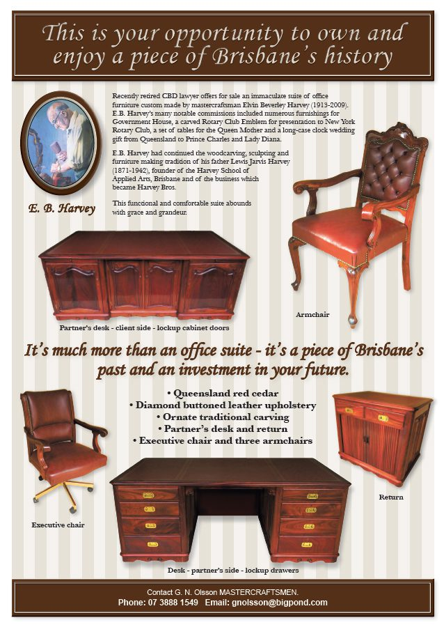 Gn Olsson Executive Boardroom Home Office Interiors Furniture Deskware Brisbane Gold Coast Sunshine