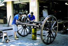 Carriage and Coach Builder