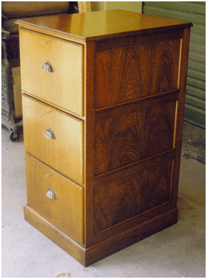Filing cabinet brisbane mf cabinets Timber home office furniture brisbane